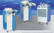 Climatiseur industriel monophasé - Puissance frigorifique (kW) : 6 - 7,3 - 10,5 kW