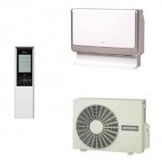 Climatiseur mono-split console - Classe énergétique saisonnière chaud/froid : A+/A++