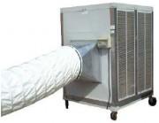 Climatiseur par évaporation compact - Débits d'air : de 9 500 à 53 000 m³/h