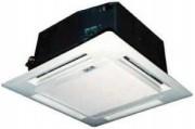 Climatiseur plafond pour magasin - Dimensions (HxLxP) : 375 x 948 x 948 mm