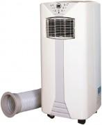 Climatiseur professionnel mobile 2 500 W - Volume d'air : 355 m3/h