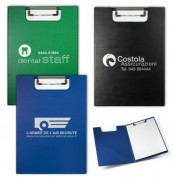 Clipboard meeting personnalisé - Dimensions (mm) : 216 x 320 ou 345 x 255