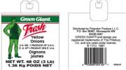 Clips de fermeture porte étiquette - Identification - Promotion - Vente