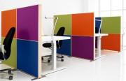 Cloison acoustique bureau - Toutes dimensions et coloris possibles