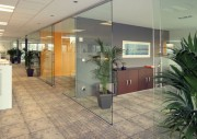 Cloison amovible de bureaux - Création d'espace