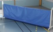 Cloison amovible pour salle de sport - Longueur : 4 m