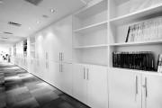 Cloison armoire de bureau - Solution optimisante de l'espace