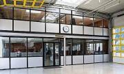 Cloison de bureaux amovible - Solution esthétique et fonctionnelle