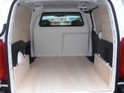 Cloison de séparation véhicule utilitaire - Berlingo et Partner