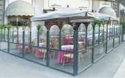 Cloison de terrasse