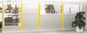 Cloison espace de travail - Aménagement d'open space