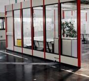Cloison mobile atelier - Amovible