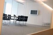 Cloison verre bord à bord double vitrage - L'alliance de la simplicité et de la finesse