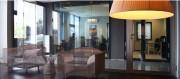 Cloison vitrée coupe-feu - Cloison coupe-feu entièrement en verre