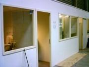Cloisons de bureaux amovibles - Simple ou double vitrage