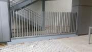 Clôture à barreaudage vertical - Hauteur de 3 m hors sols