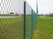 Clôture à terrain sportif - Hauteur 2 m - Epaisseur : 2 mm