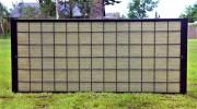 Clôture antibruit flexible - Dimensions (LxHxE) cm : de 100 x 45 x 11 à 200 x 90 x 11