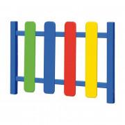 Clôture bois pour aire de jeux - Longueur : 1000 et 2500 mm