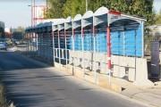 Clôture de chantier à stabilisateur béton - Clôtures de chantier 3 en 1 - Cadre métallique galvanisé et stabilisateur béton