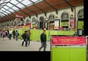 Clôture mobile bardée anti-affiche 2x2 m avec réhausse - Clôture mobile bardée anti-affiche 2x2 m avec réhausse