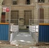 Clôture Passerelle de chantier piétons - Passerelle de chantier grande longeur