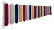Clôture pour aire de jeux - Dimensions (L x H) mm : 2000 x 900