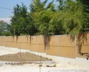 Clôtures végétales - En fibre de noix de coco