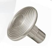 Clou podotactile en inox - Inox - Diamètre : Ø 25 mm