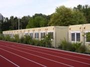 Club sportif modulaire - Répond à la norme RT 2012