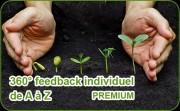 Démarche 360° feedback individuel de A à Z (formule premium) - Déclenchement du changement garanti ! Déterminer des objectifs de développement pertinents et élaborer le plan de progrès individuel : 2 à 3 objectifs de développement