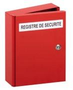 Coffre à registre de sécurité - Coffre à registre et registre de sécurité