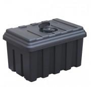 Coffre de chantier à serrure - Capacité : de 30 à 160 litres