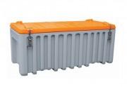 Coffre de chantier en polyéthylène 250 litres - Contenance 250 litres