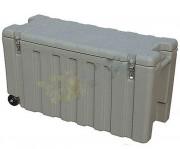 Coffre de rangement en polypropylène - Capacité de charge (kg) : 80 ou 100
