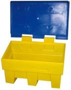 Coffre de rangement multi-usage emboîtable - Capacité : 180 Litres
