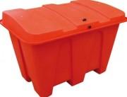 Coffre de rangement multi-usages - Capacité : 500 litres - PEHD