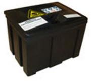 Coffre de sûreté - Volume de rétention : 100 litres