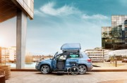 Coffre de toit pour fauteuil roulant - Charger, transporter et récupérer un fauteuil roulant pliable