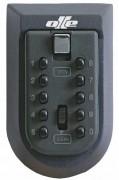 Coffre fort pour clés - Construction en tôle d'acier 1er choix - Serrure à clé haute sécurité label A2P niveau A