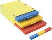 Coffret 3 tir. dissip.+3x16 boites cms - 180830-62