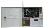 Coffret commercial alarme anti-intrusion - Écran LCD – Clavier - 29 zones sans fils – 8 zones filaires - GSM