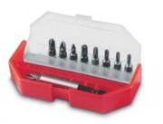 Coffrets de 9 embouts et 1 porte-embouts - Dimensions disponibles (Lxl) mm : 4.5 x 0.6 - 5.5 x 1.0 - 6.5 x 1.2