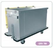 Collecteur à déchets d'activités de soins - Collecteur à déchets - 2 références : GRV/GE780 et GRV/GE1180