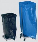 Collecteur à déchets mobile - Capacité (L) : de 60 à 120