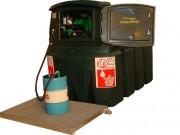 Collecteur d'huile avec aspiration - Capacité : 2500 litres