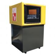 Collecteur d'huile minérale usagée - Capacité de la cuve 1200 litres