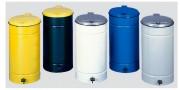 Collecteur de déchet - Pour sacs plastique de 60 - 70 litres.