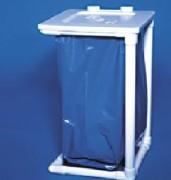 Collecteur de déchet medical - Nombre de sacs : 1