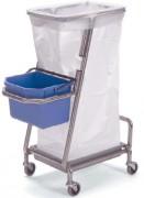 Collecteur de déchets 120 Litres - SAX 120-SAX 140